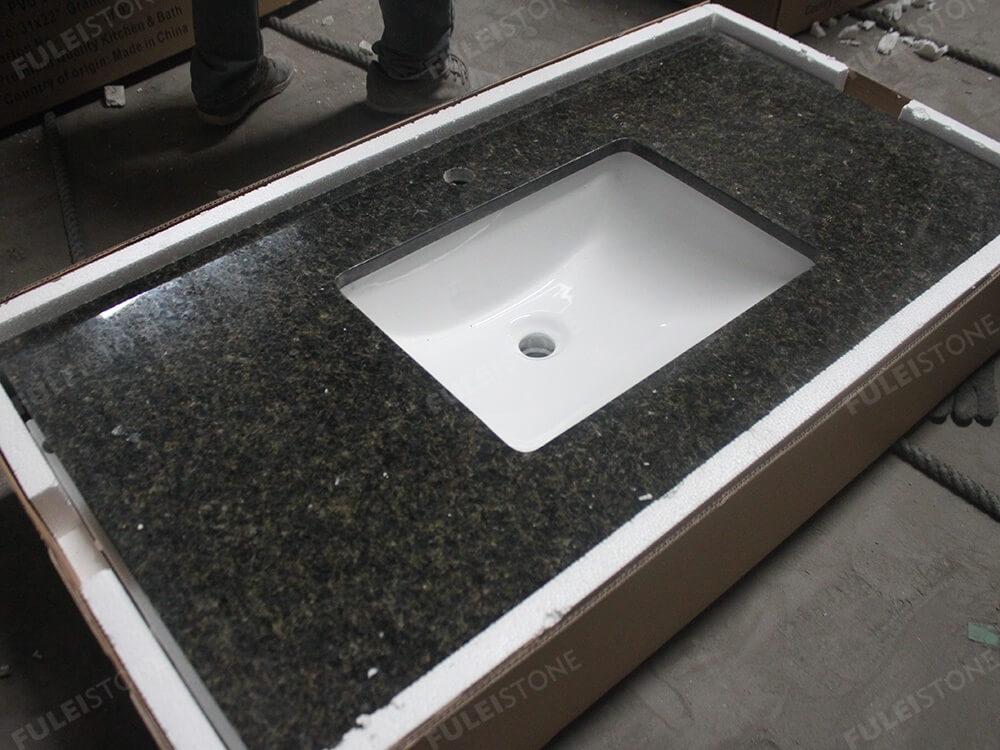 Ubatuba Granite Bathroom Vanity Tops