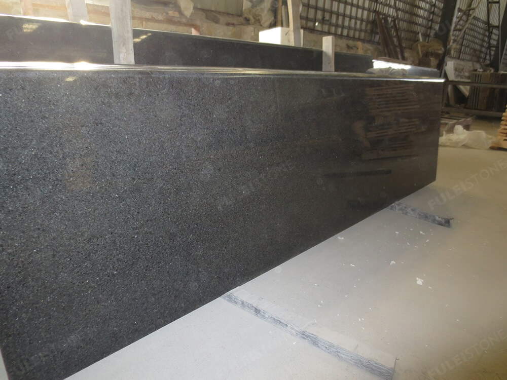Black Pearl Granite Kitchen Countertops