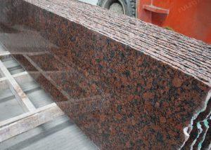 Carmen Red Granite Polished Half Slab