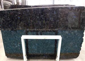 Galactic Blue Granite Slab
