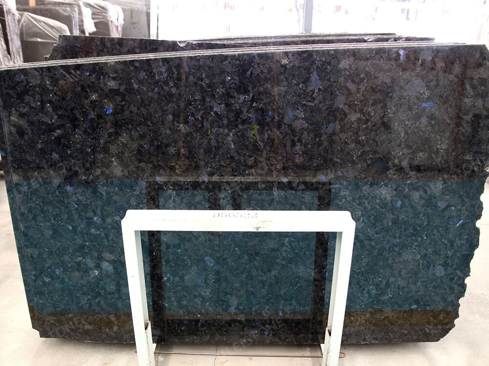 Galactic Blue Granite Slab