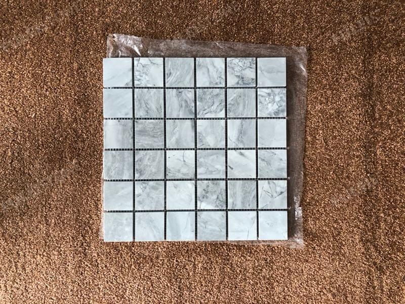 Super White Mosaic Style (3)