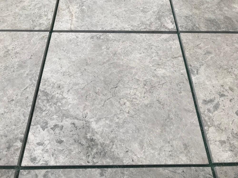 Tundra Grey Marble Matte Finish