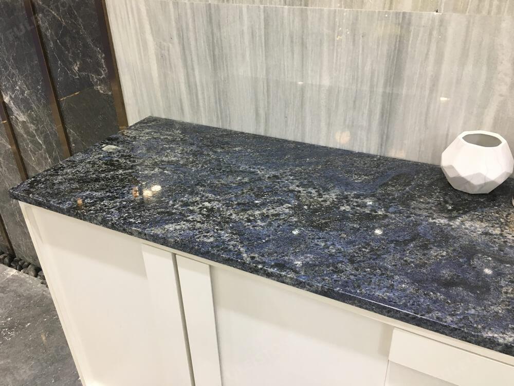 Azul Infinito Stone Table Top