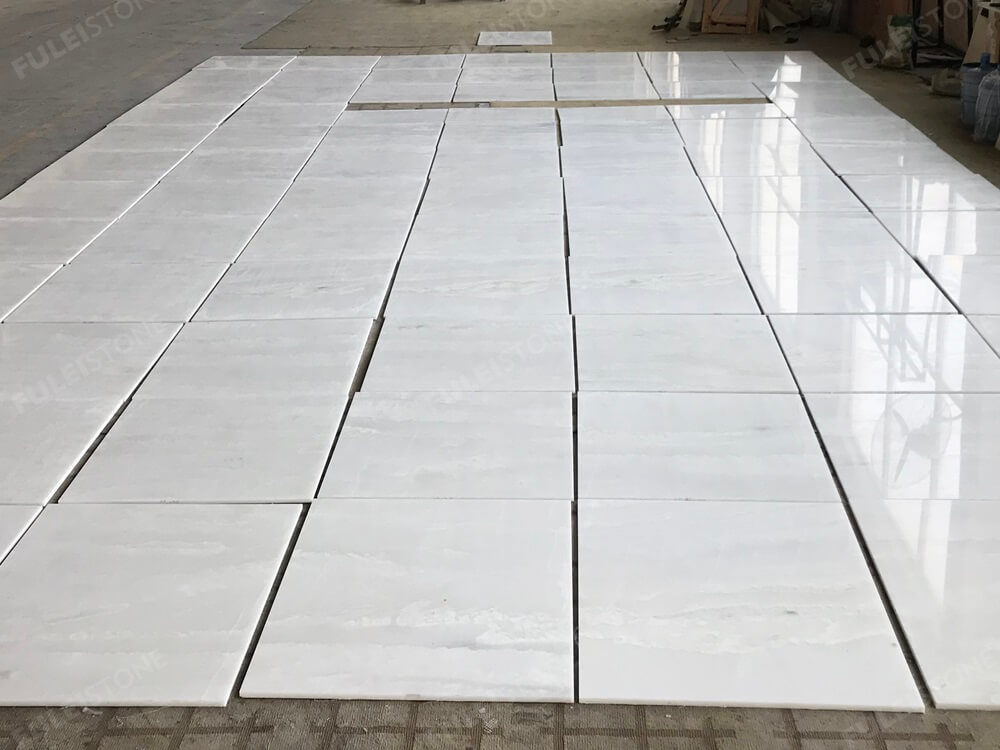 Bianco Rhino Tiles