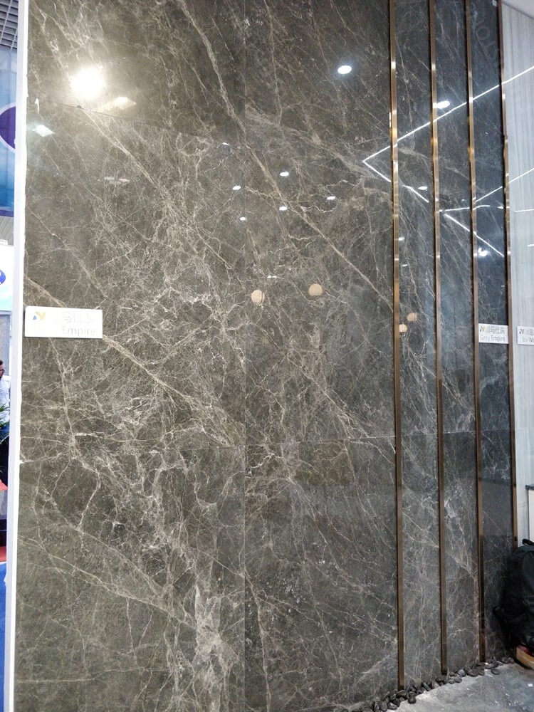 Grey Marble for Wall