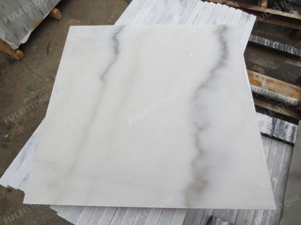 Guangxi White Marble Texture