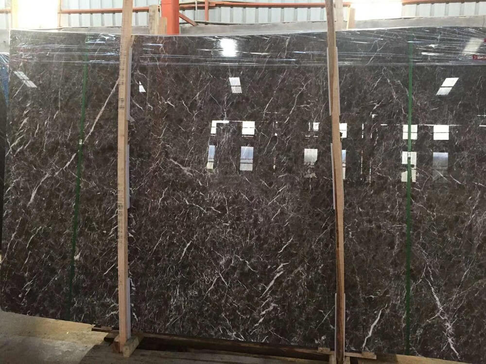 Hang Grey Marble Slab