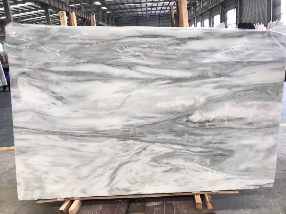 No.WM2131 Cloudy Misty Marble Slabs