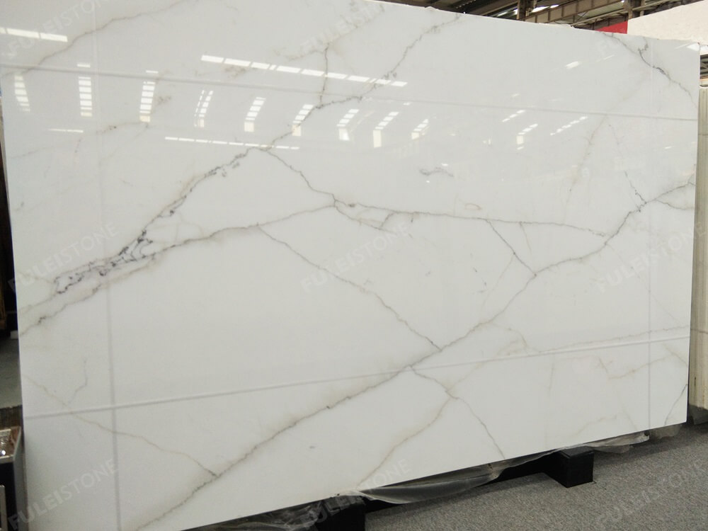 Calacatta Lincoln Marble Slabs Tiles