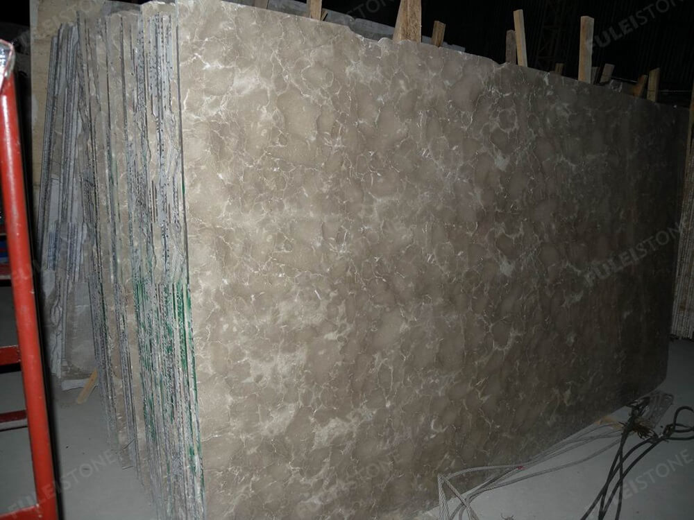 Polished Persian Grey Marble