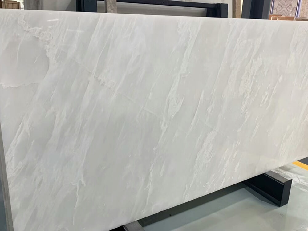 Royal White Marble Big Slab