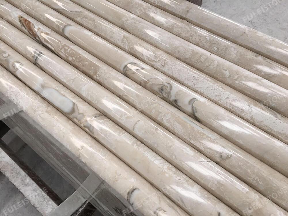 Diana Royal Marble Edges Polishing