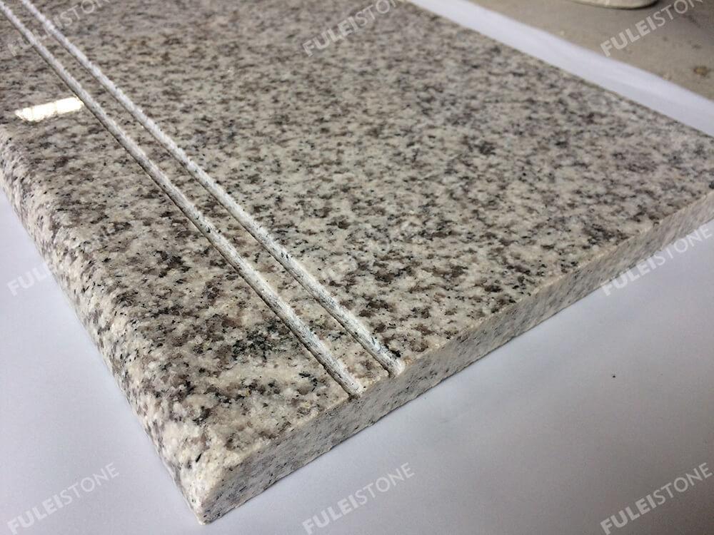 G655 Granite Stair Edge Polishing