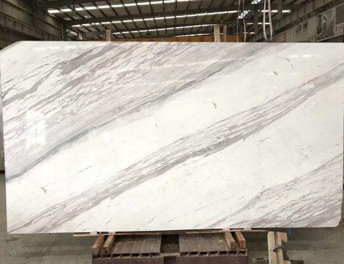 Instock NO.NHJ0264 Volakas Marble Slabs
