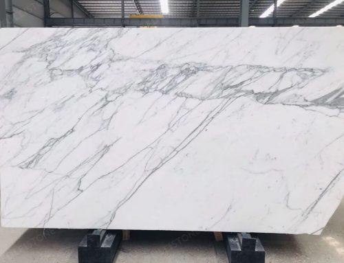 Instock No.STG02132 Calacatta  Marble Slabs