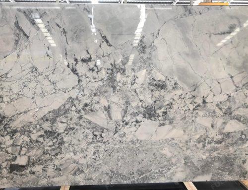 No.CVB-265 Super White Quartzite Slabs