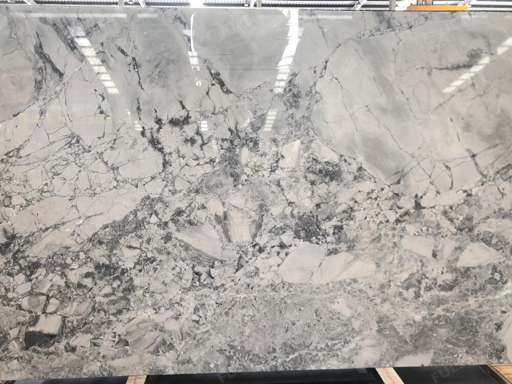 Inventory No.CVB-265 Super White Slab