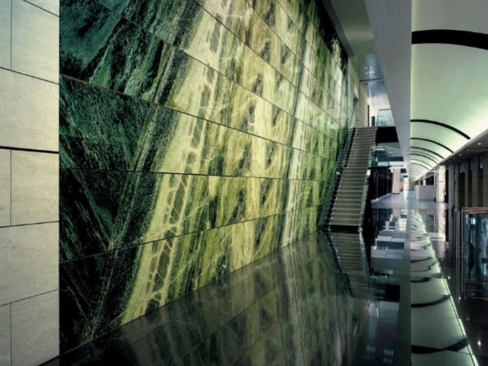 Irish Green Marble Background