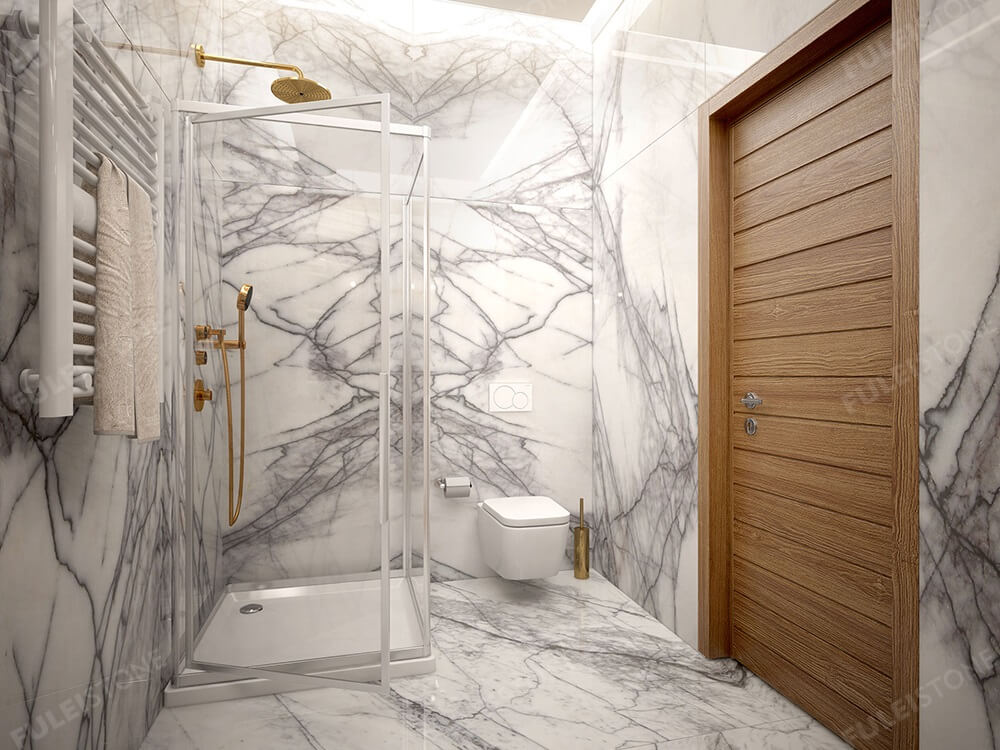 New York Marble Bathroom