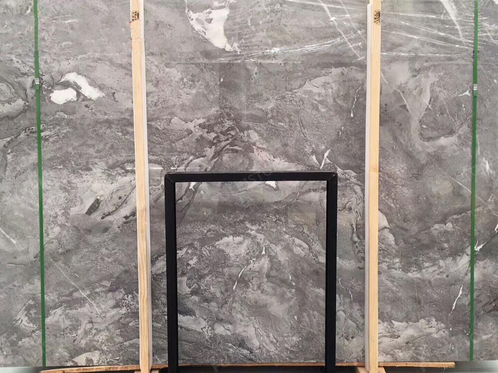 Romantic Grey Marble