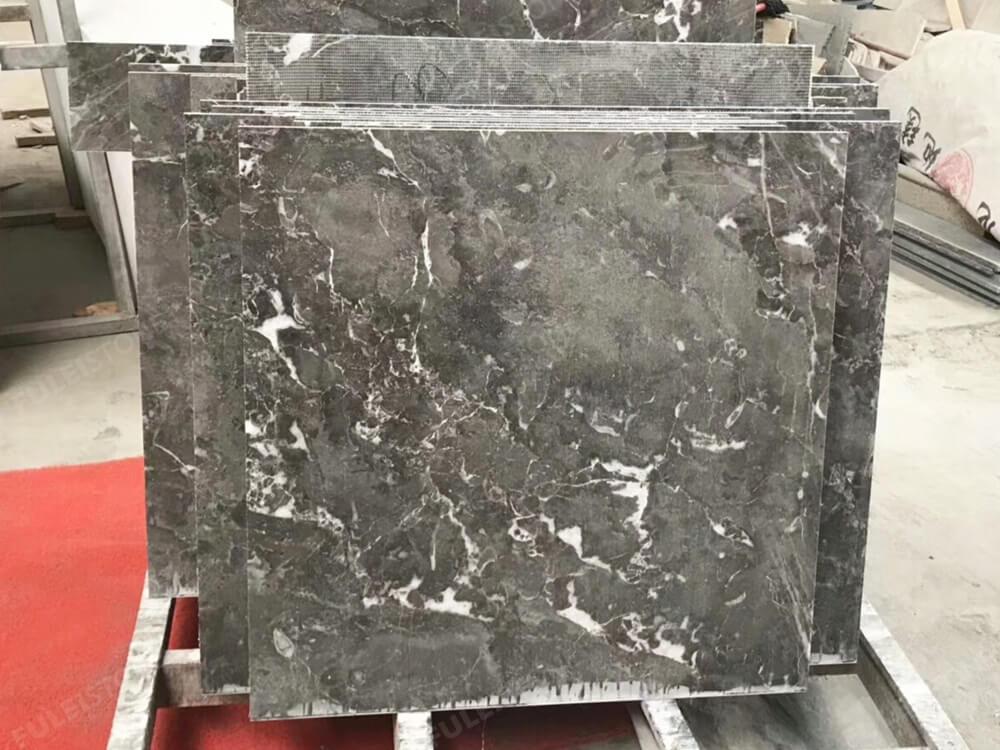 Romantic Grey Marble Tiles