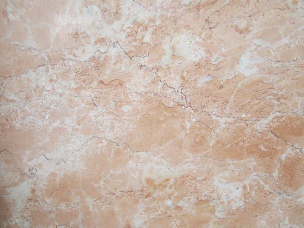 Rosa Tea Marble Texture