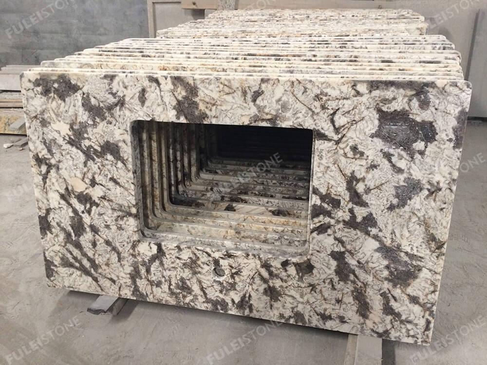 Bianco Antico Granite Countertop