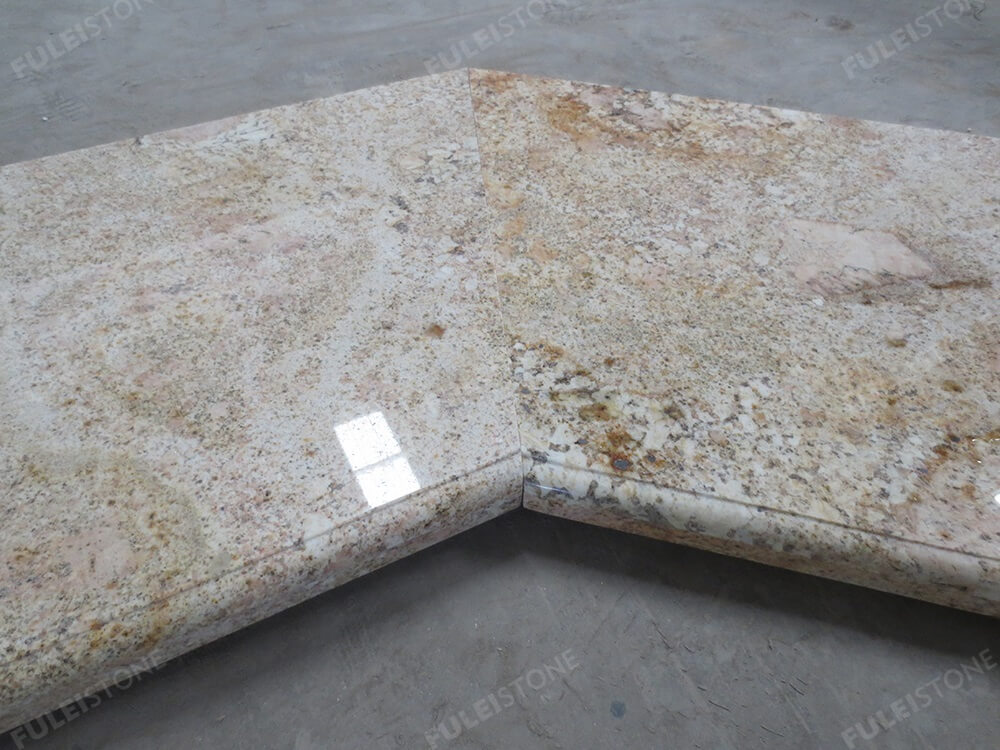 Cafe Creme Granite Countertops