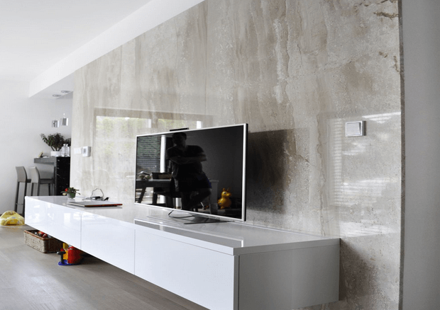 Diana Royal Marble for TV wall
