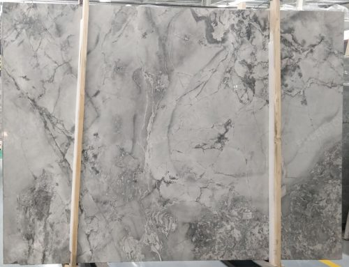 Instock NO.NMK-2120 Super White Quarzite Slabs