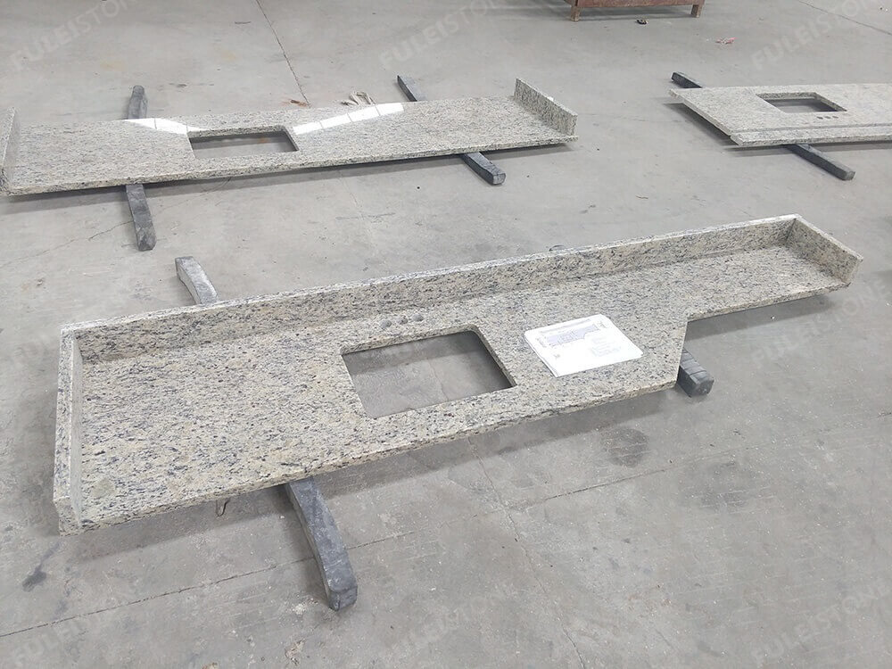 Santa cecilia light granite for project