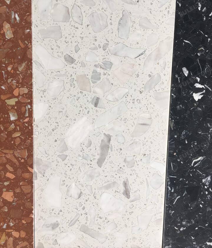 Nano White Stone Slabs