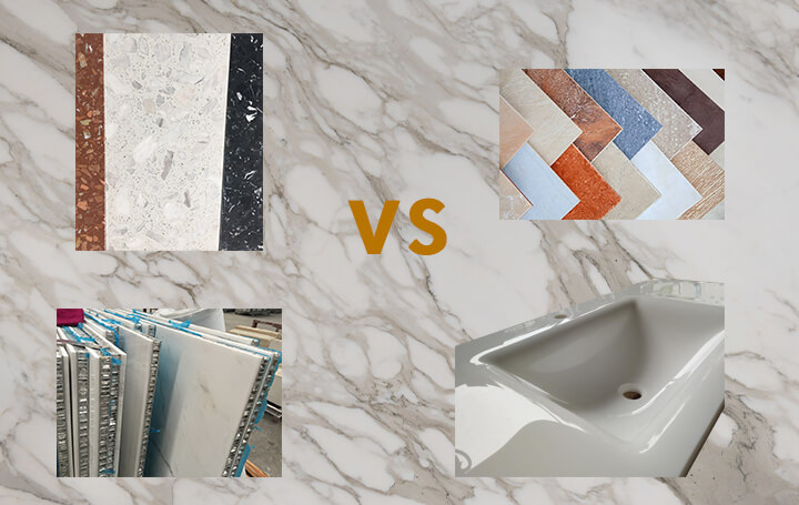 The Alternatives Materials of Natural Stone