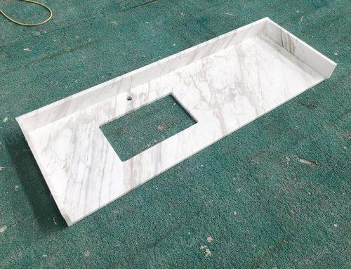 Volakas Marble Countertops