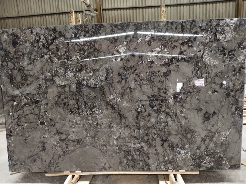 Grey Marble Slab