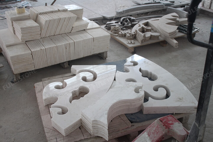Marble Tiles by CNC