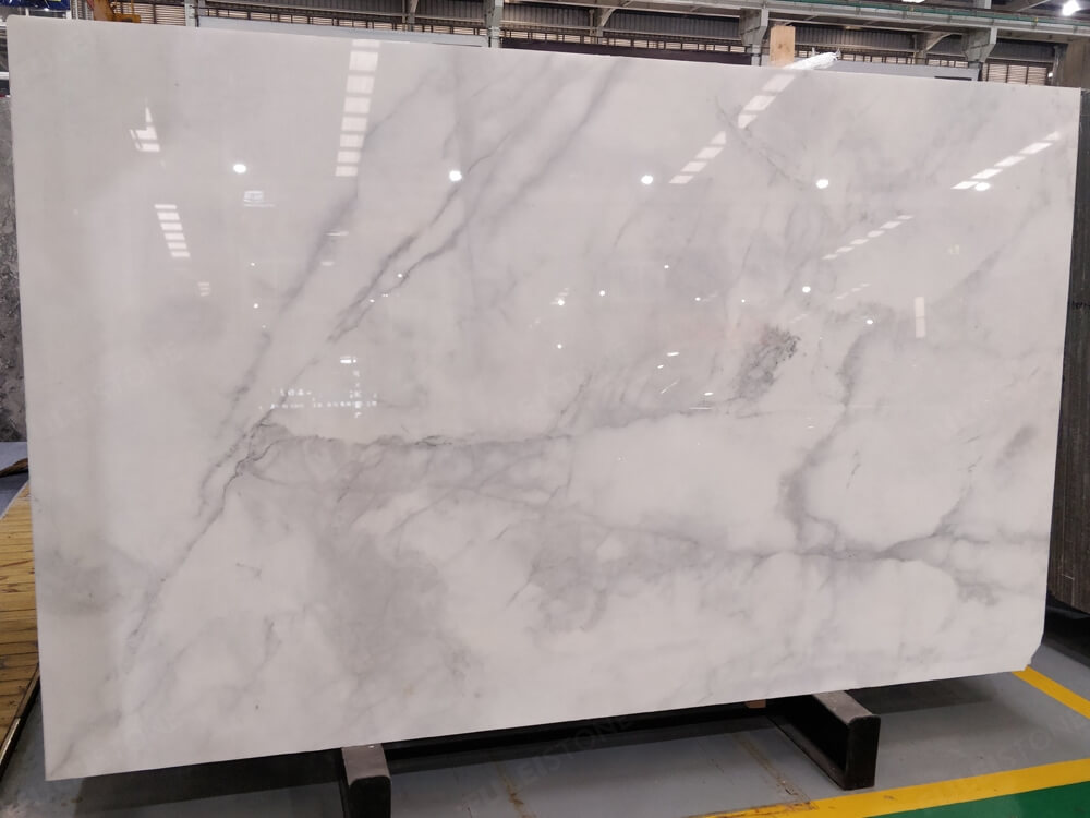 NH25145 Turkish White Marble Slabs
