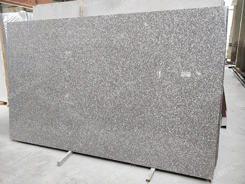 Polished G664 Bainbrook Brown Granite Big Slabs