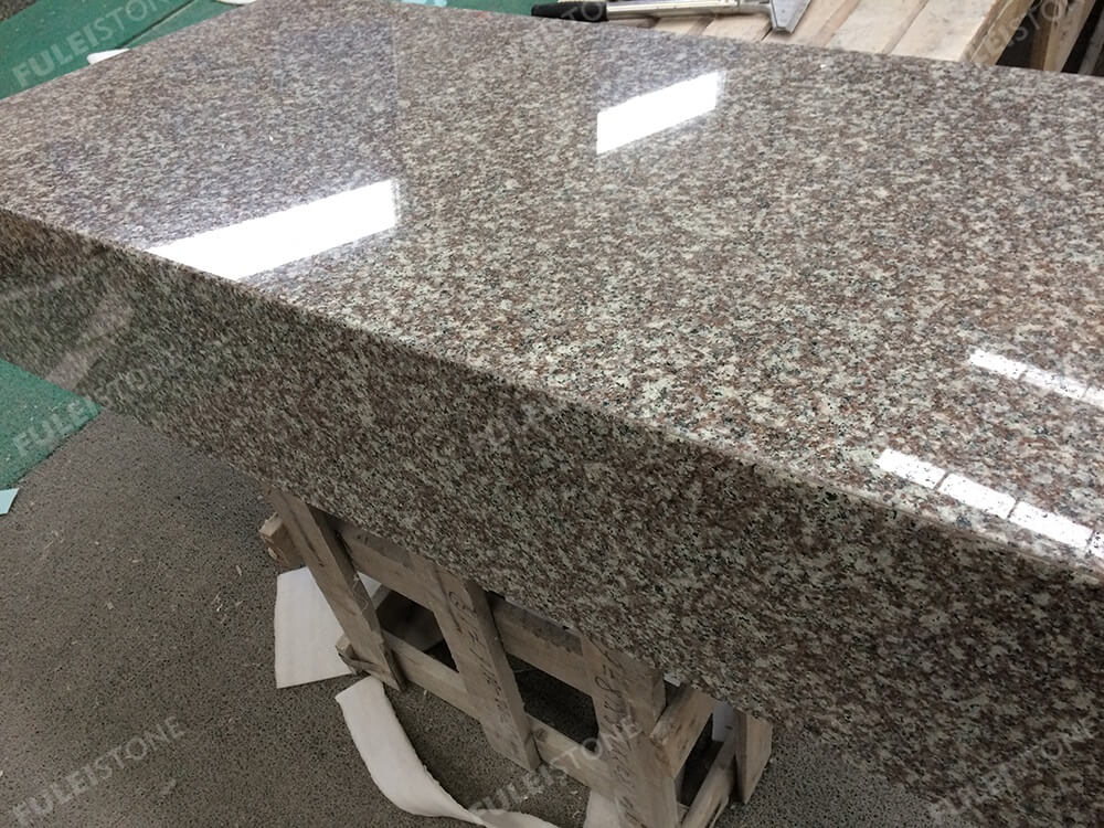 Polished G664 Bainbrook Brown Granite Table