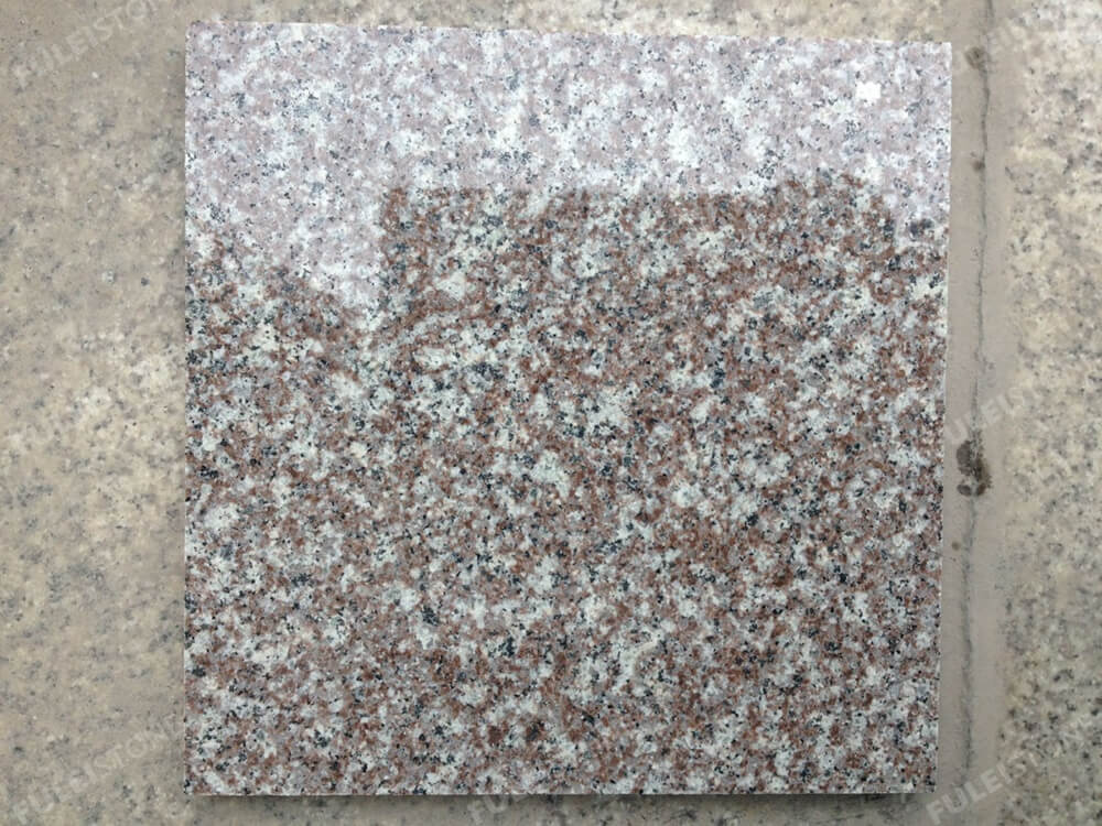 Polished G664 Bainbrook Brown Granite Tiles