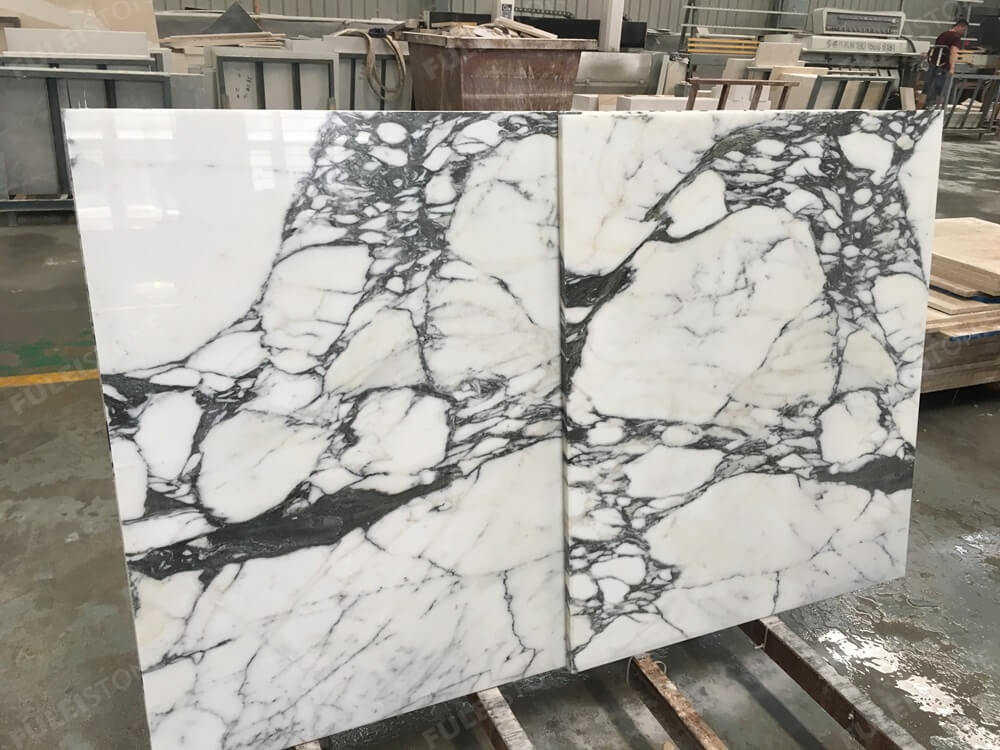 Arabescato Marble Tiles