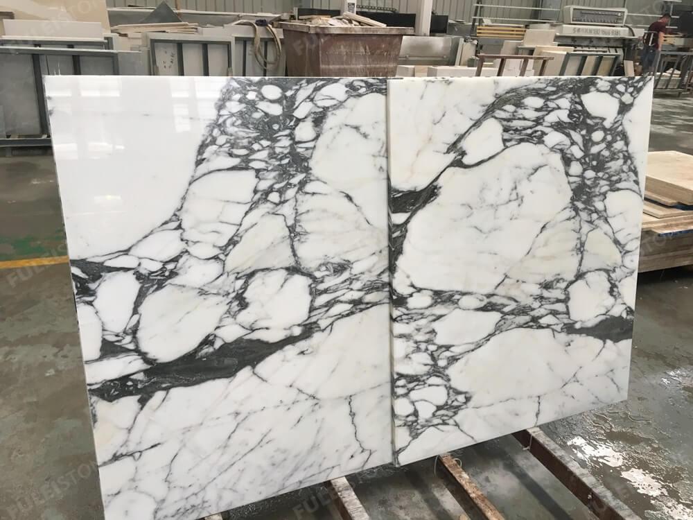 Arabescato Marble Tiles