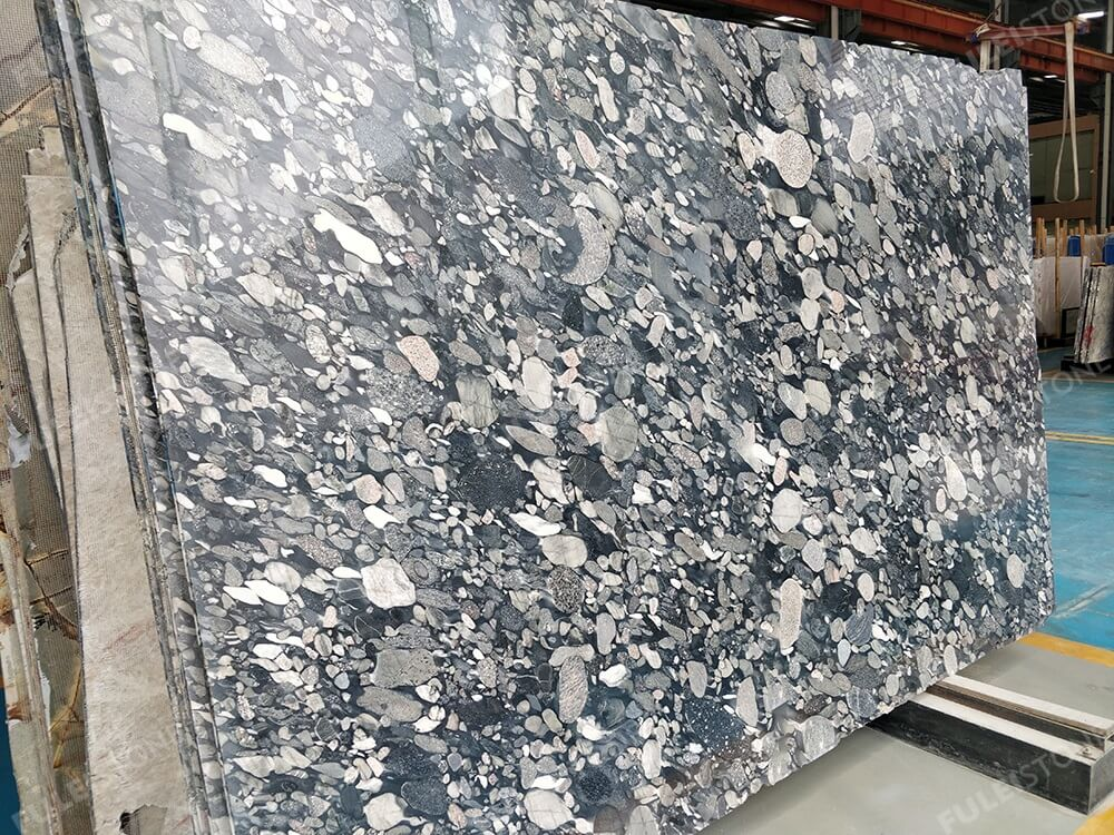 Mariance Black Marble