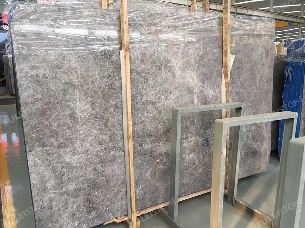 Portsea Grey Marble Slabs
