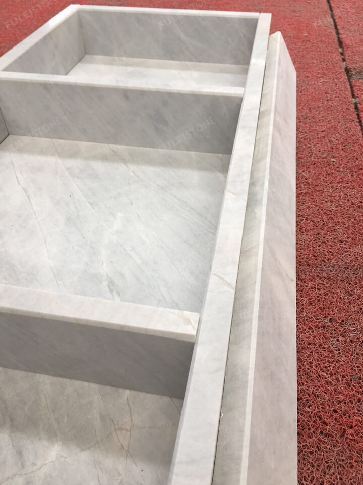prefab marble sink of lais marble (1)