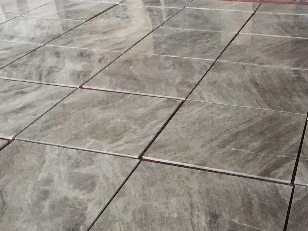 Diana Grey Marble Tiles