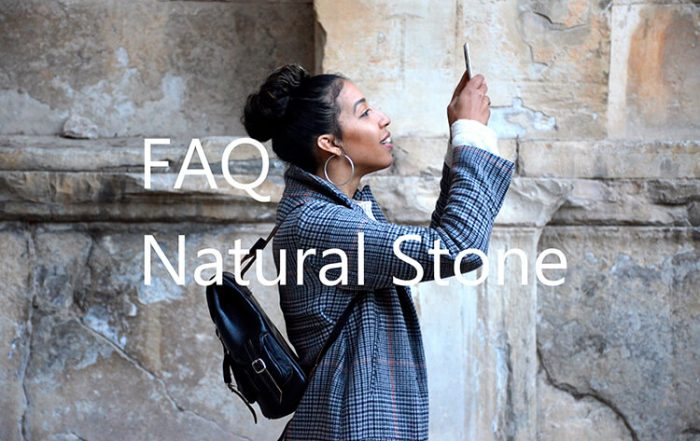 FAQ of Natural Stone