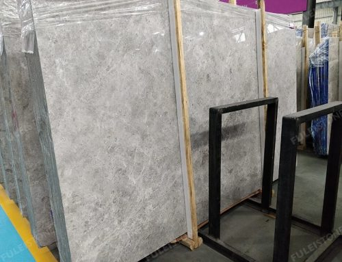 New Tundra Grey Marble