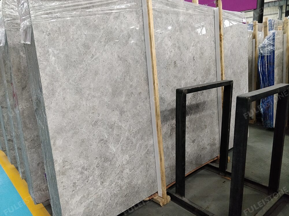 New Tundra Grey Marble